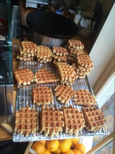 waffles love