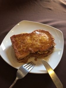 phi phi bakery, french toast, yummy